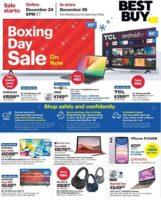 Best Buy Boxing Day Flyer Sale valid December 24 - December 31, 2020
